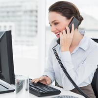 Accessibilité de nos services par téléphone